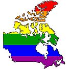 Canada Pride! by Sun Dog Montana
