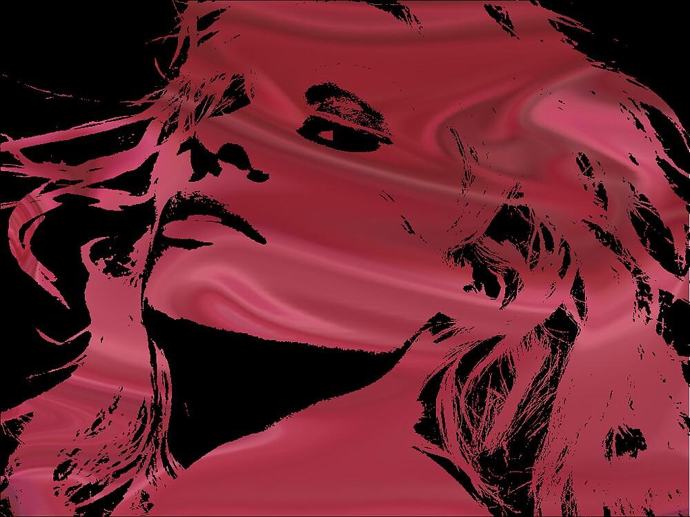Pamela Anderson by Derek Mercey