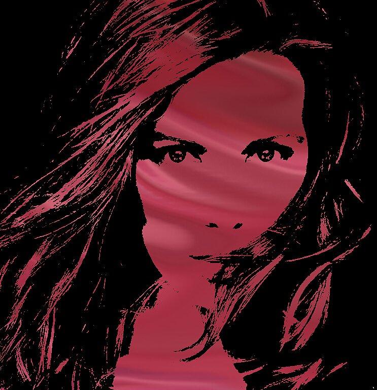Kate Beckinsale by Derek Mercey
