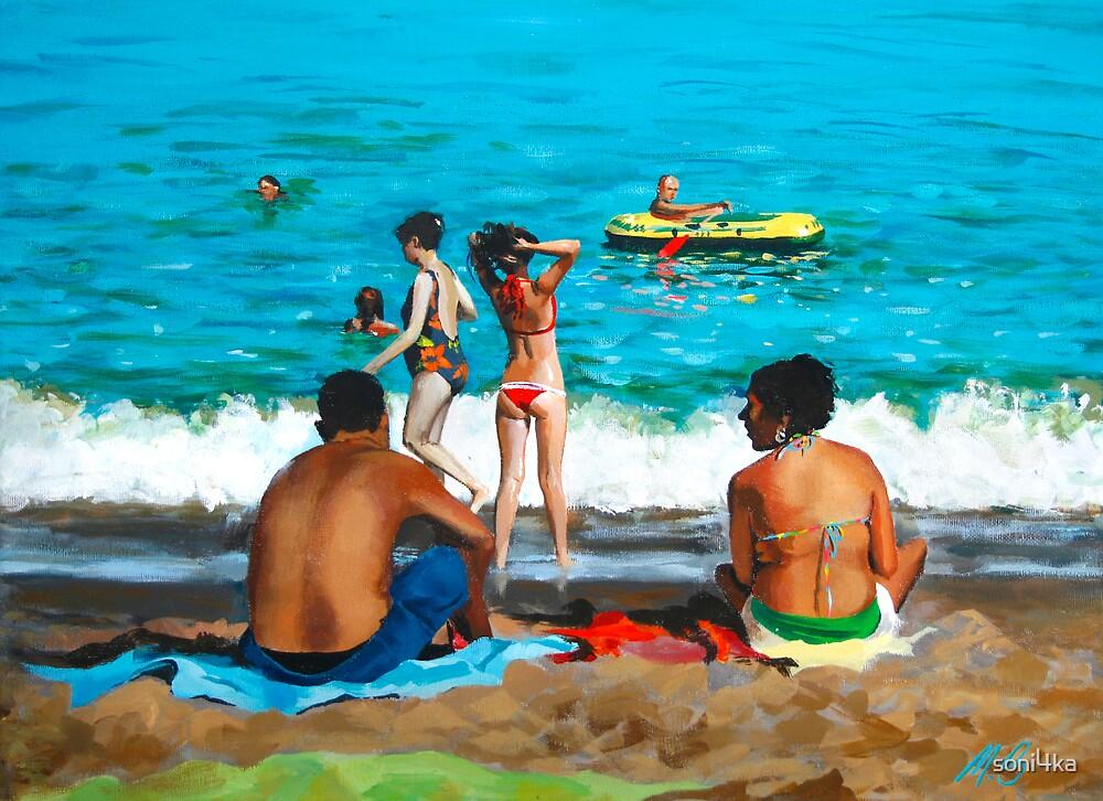 Costa del Sol by soni4ka