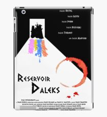 Reservoir-Daleks iPad Case/Skin