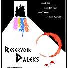 Reservoir-Daleks by ToneCartoons