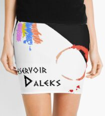 Reservoir-Daleks Mini Skirt