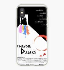 Reservoir-Daleks iPhone Case