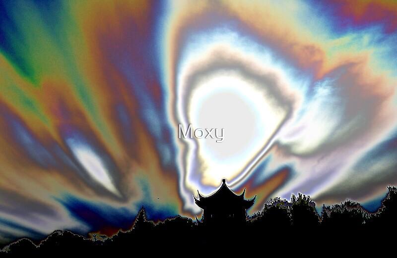 Wild Sky :) by Moxy
