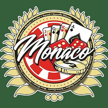 Monaco Grand Prix by SpeedFreakTees