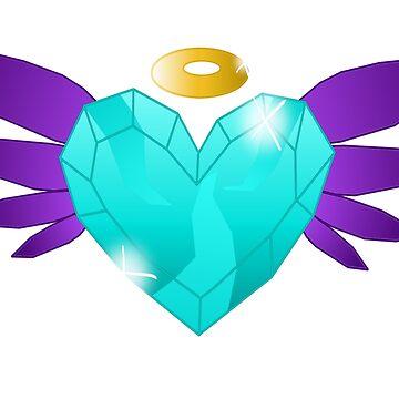 Crystal Heart by porigar