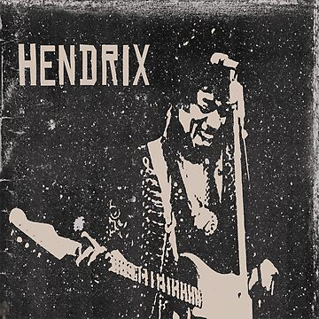 hendrix by martianred