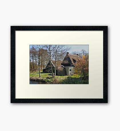 A Place To Call Home Framed Print