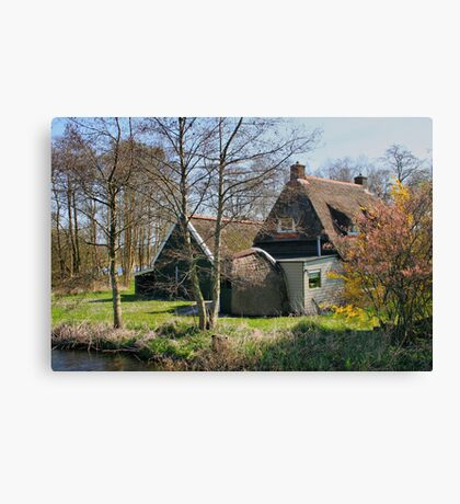 A Place To Call Home Canvas Print