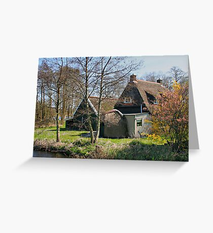 A Place To Call Home Greeting Card