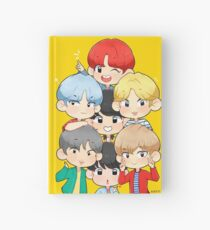 BTS Comeback Hardcover Journal