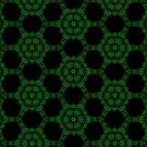 Gothic Black and Green by TrippyCat