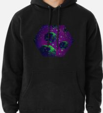 Asteroids  Pullover Hoodie