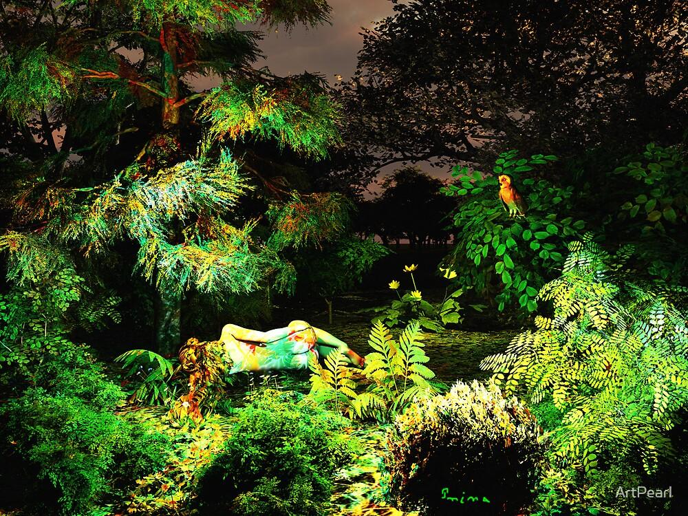 Woodland Dreams by ArtPearl