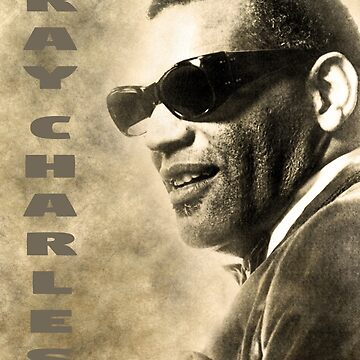 Ray Charles by admurphyphotos