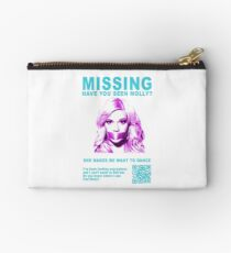 Have You Seen Molly? Studio Pouch