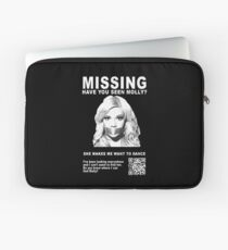 Have You Seen Molly? Laptop Sleeve