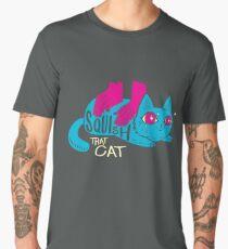 Squish that Cat! Men's Premium T-Shirt