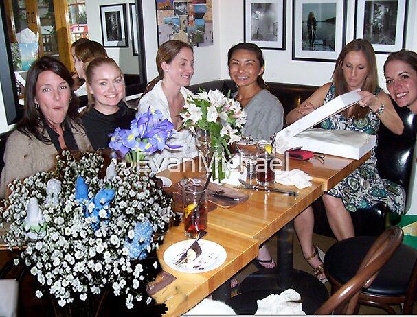 Amanda's Group by EvanMichael