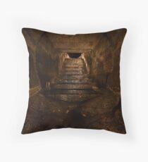 The Great Stairway Throw Pillow