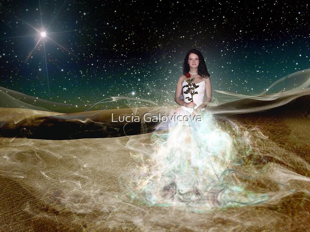 Desert Queen by Lucia Galovicova