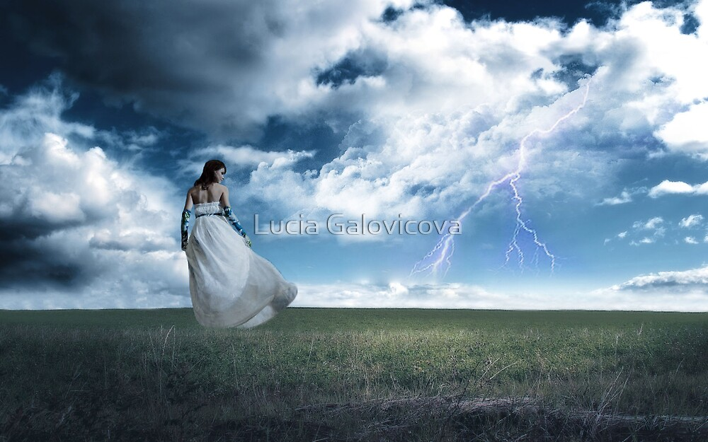 Before The Storm by Lucia Galovicova