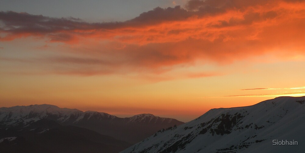 Fire in the Andes 10 by Siobhain