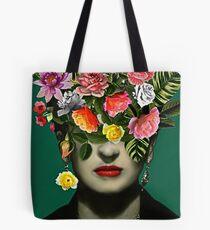 new frida kahlo series Tote Bag