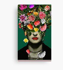 neue Frida Kahlo Serie Leinwanddruck