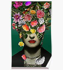 new frida kahlo series Poster