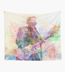 James Hetfield Wall Tapestry