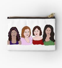 Crazy Ex Girlfriend Women Studio Pouch
