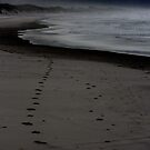 Footprints to the unknown by KimOZ