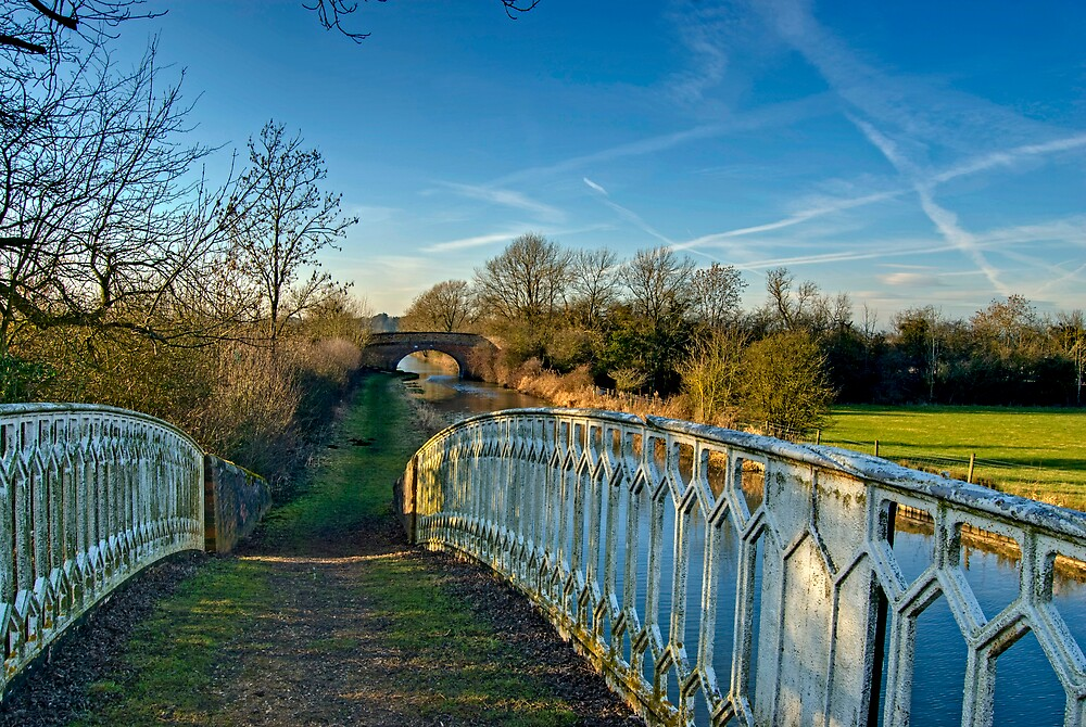 Oxford Canal 1 by gollum1985