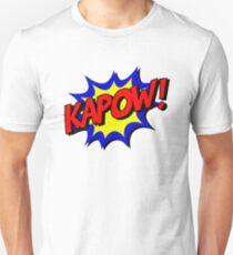 Kapow-Comic Unisex T-Shirt