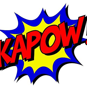 Kapow-Comic by ModaMario1021