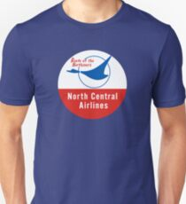 North Central Airlines Unisex T-Shirt
