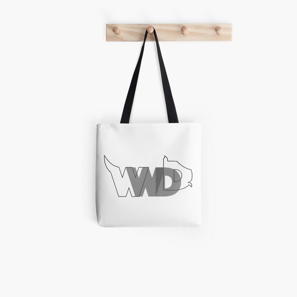 WWDD? logo Tote Bag