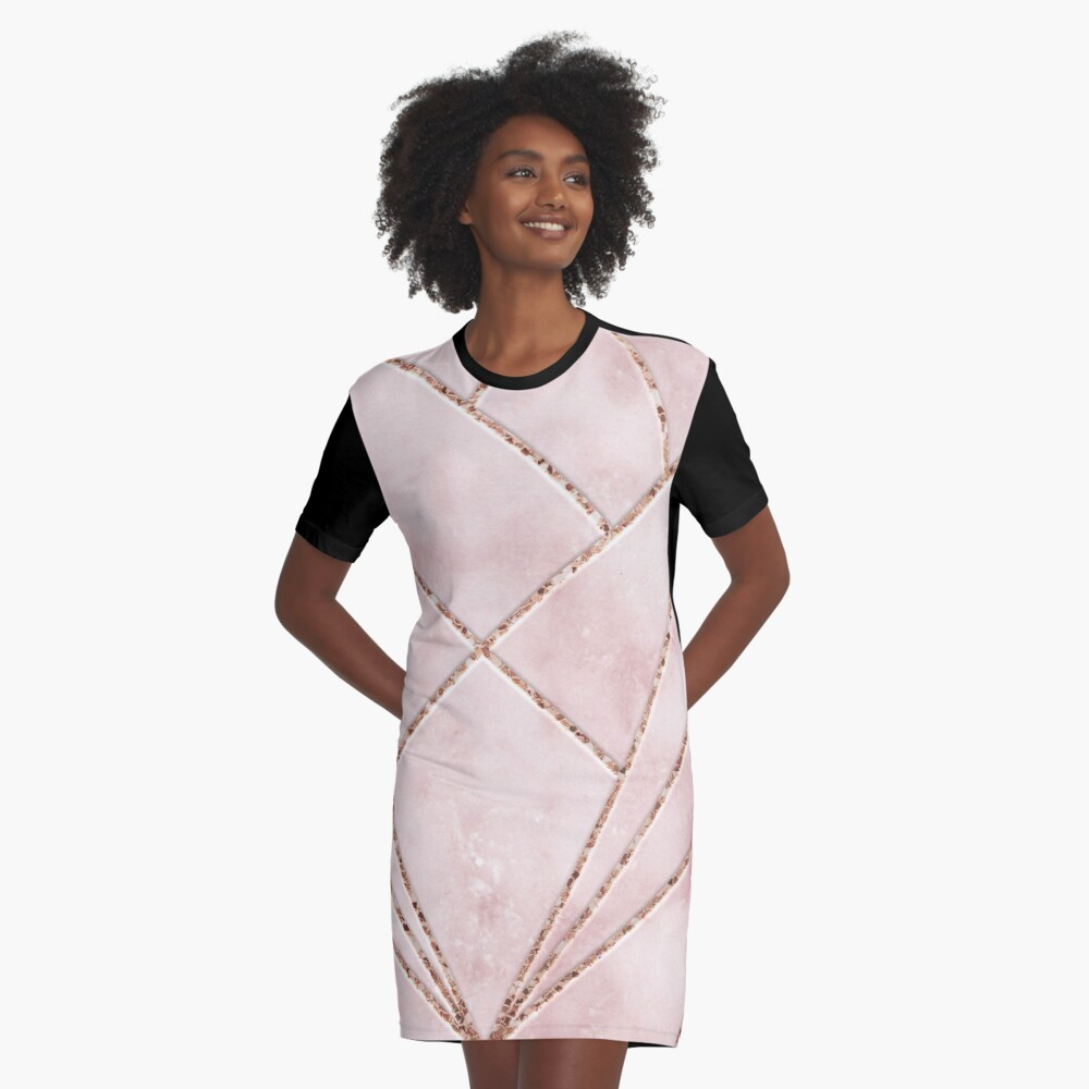 Love and illusion Graphic T-Shirt Dress