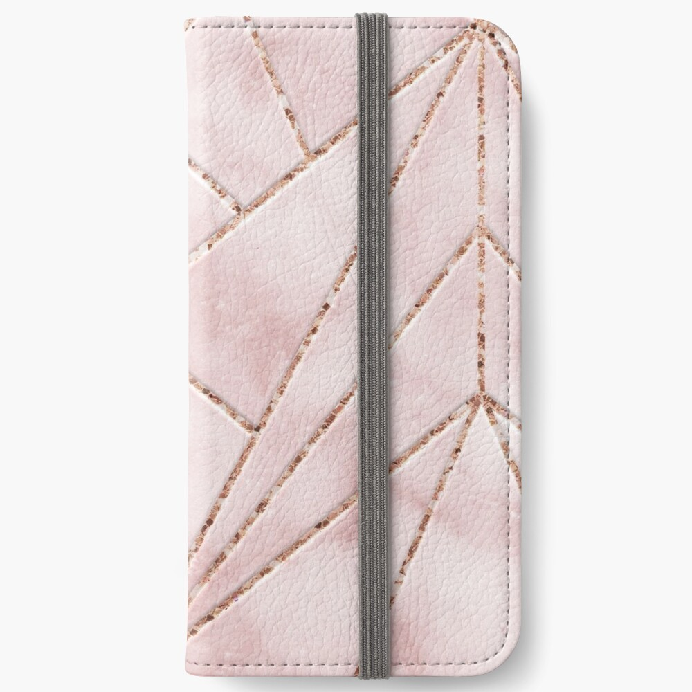 Love and illusion iPhone Wallet