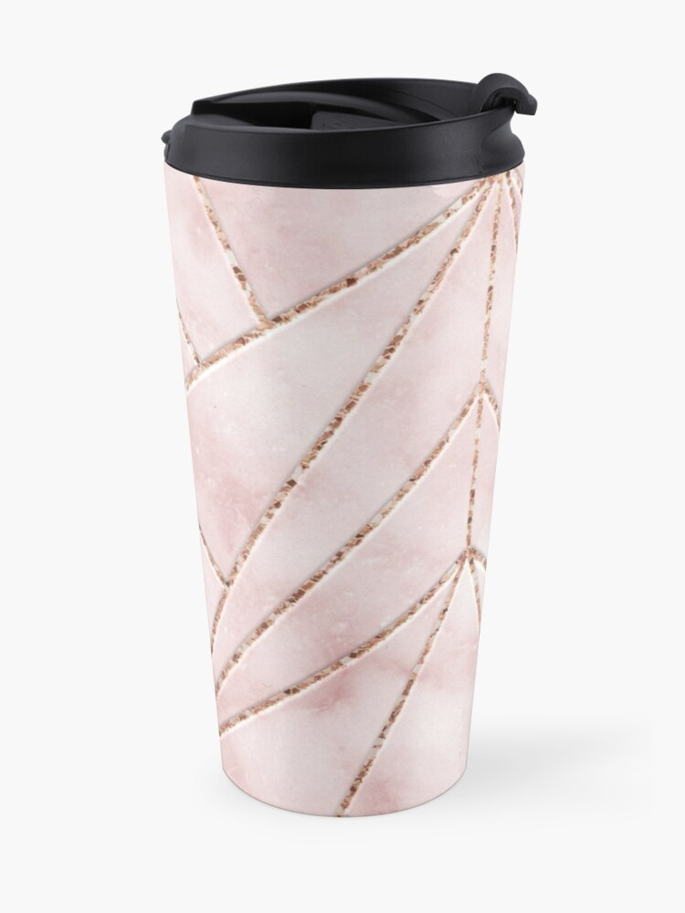 Alternate view of Love and illusion Travel Mug