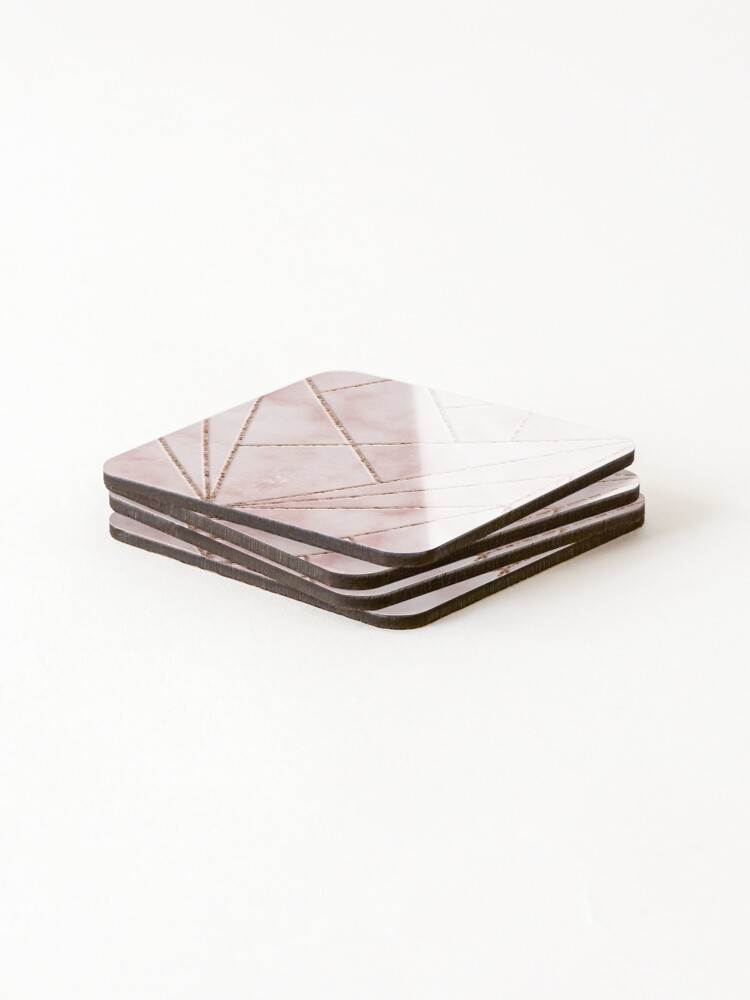 Alternate view of Love and illusion Coasters (Set of 4)