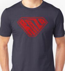 Raza SuperEmpowered (Red) Unisex T-Shirt