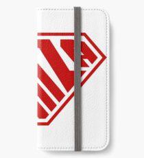 Raza SuperEmpowered (Red) iPhone Wallet/Case/Skin