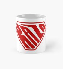 Raza SuperEmpowered (Red) Classic Mug