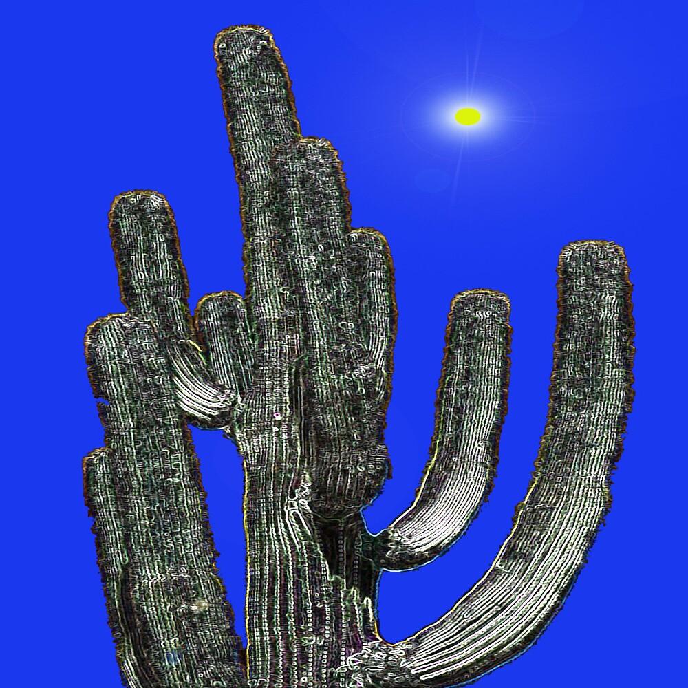 Arizona Cacti by Dennis Begnoche Jr.