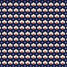 Orchids pattern by quentinjlang