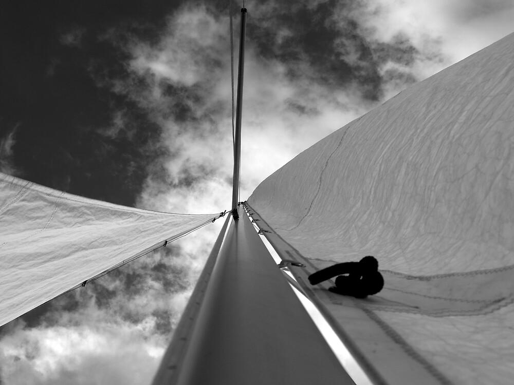 Under Sail II by Jon  Johnson
