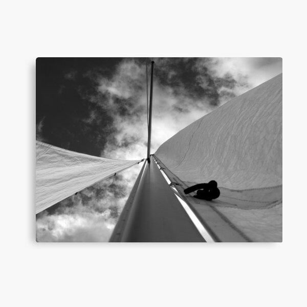 Under Sail II Canvas Print